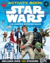 Star Wars Empire Strikes Back Activity Book