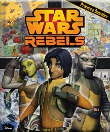 Star Wars Rebels - Procura e Descobre