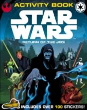 Star Wars Return Of The Jedi Activity Book