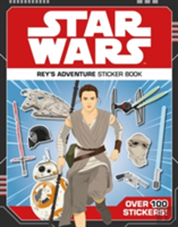 Bertrand.pt - Star Wars Rey'S Adventure Sticker Book