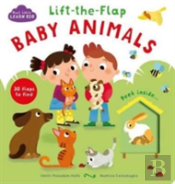 Start Little Learn Big Lift-The-Flap Baby Animals