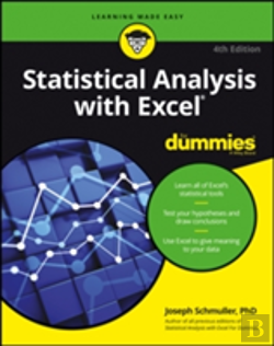 Bertrand.pt - Statistical Analysis With Excel For Dummies