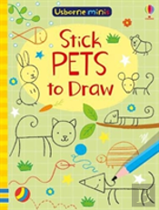 Stick Pets To Draw X5