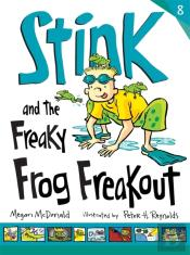 Stink & The Freaky Frog Freakout 8