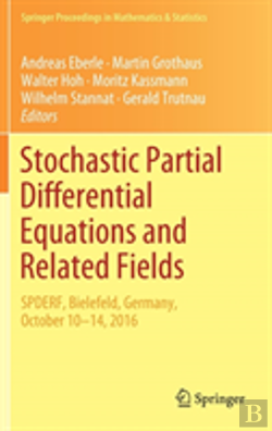 Bertrand.pt - Stochastic Partial Differential Equations And Related Fields