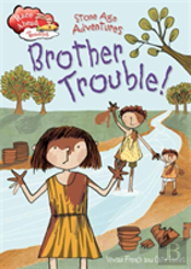 Stone Age Adventures: Brother Trouble
