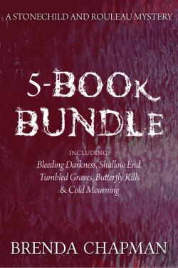 Bertrand.pt - Stonechild And Rouleau Mysteries 5-Book Bundle