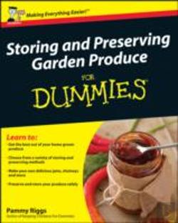 Bertrand.pt - Storing And Preserving Garden Produce For Dummies