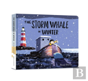 Storm Whale In Winter Ha