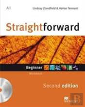 Straightforward Workbook -Key & Cd Beginner Level