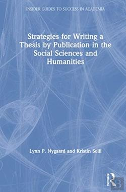 Bertrand.pt - Strategies For Writing A Thesis By Publication In The Social Sciences And Humanities