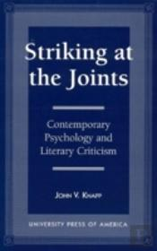 Striking At The Joints
