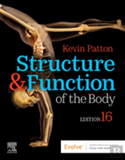 Bertrand.pt - Structure & Function Of The Body - Hardcover