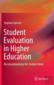 Student Evaluation In Higher Education