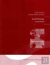 Student Study Guide For Social Psychology