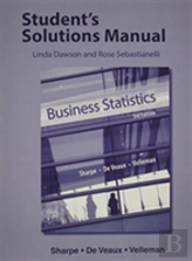 Student'S Solutions Manual For Business Statistics