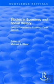 Studies In Economic And Social Hist