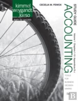 Bertrand.pt - Study Guide Vol 1 T/A Accounting: Tools For Business Decision Makers, Fifth Edition