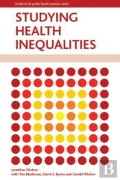 Studying Health Inequalities