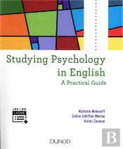 Studying Psychology In English ; How To Improve Your Listening, Reading, Writing And Speaking Skills
