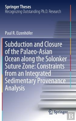 Bertrand.pt - Subduction And Closure Of The Palaeo-Asian Ocean Along The Solonker Suture Zone: Constraints From An Integrated Sedimentary Provenance Analysis