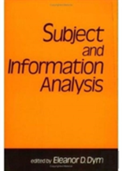 Subject And Information Analysis