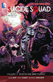 Suicide Squad Tp Vol 4 Discipline And Punish (The New 52)