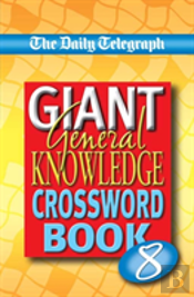 Sunday Telegraph Book Of General Knowledge Crosswords 6
