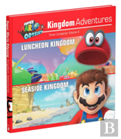 Super Mario Odyssey Kingdom Adventures Vol 4