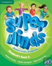Super Minds American English Level 2 Student'S Book With Dvd-Rom