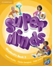 Super Minds Level 5 Student'S Book With Dvd-Rom