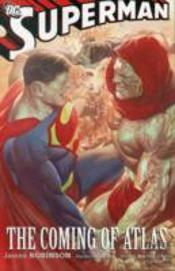 Superman The Coming Of Atlas Tp