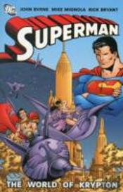 Superman World Of Krypton Tp