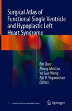 Bertrand.pt - Surgical Atlas Of Functional Single Ventricle And Hypoplastic Left Heart Syndrome