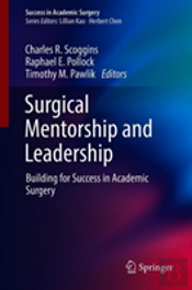 Surgical Mentorship And Leadership