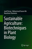 Sustainable Agriculture: Biotechniques In Plant Biology