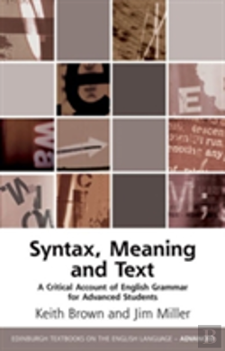 Bertrand.pt - Syntax Meaning And Text