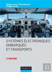 Systemes Electroniques Embarques Et Transports - 2ed.