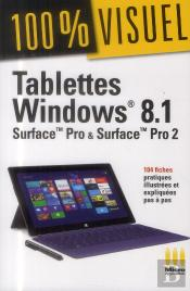 Tablettes Windows 8 ; Surface Pro