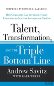 Talent, Transformation And The Triple Bottom Line