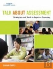 Talk About Assessment Strategies & Tools