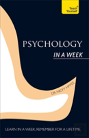 Teach Yourself Introduction To Psychology In A Week