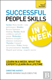 Teach Yourself Successful People Skills In A Week