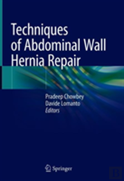 Bertrand.pt - Techniques Of Abdominal Wall Hernia Repair