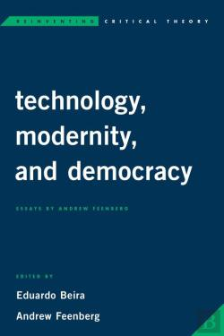 Bertrand.pt - Technology, Modernity, And Democracy