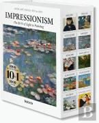 Ten In One. Art Basics: Impressionists