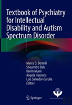 Bertrand.pt - Textbook Of Psychiatry For Intellectual Disability And Autism