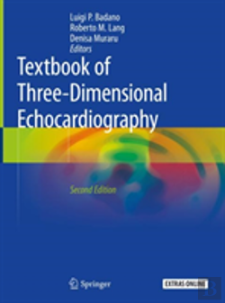 Bertrand.pt - Textbook Of Three Dimensional Echocardiography