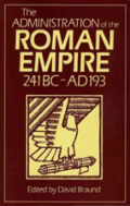 The Administration Of The Roman Empire