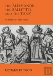 The Allemande And The Tanz